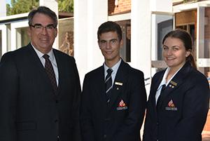 College Captains 2016 schoolsguide