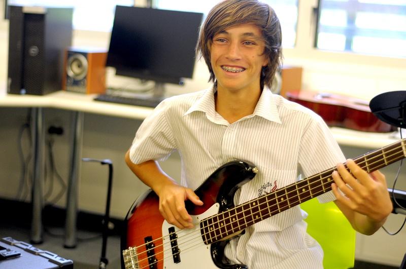 St Brigids Lake Munmorah Students Music Arts Guitar