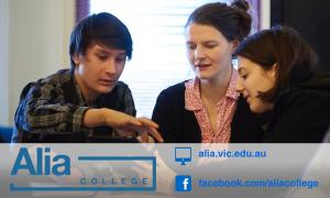 Alia College, Hawthorn East VIC