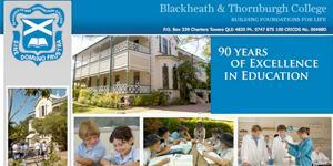 Blackheath and Thornburgh College, Charters Towers QLD