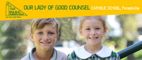 Our Lady of Good Counsel Catholic Primary School - Forestville NSW
