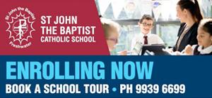 St John the Baptist Catholic Primary School - Freshwater NSW