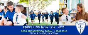 St Kieran's Catholic Primary School - Manly Vale NSW