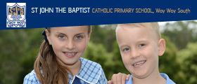 St John the Baptist Catholic Primary School - Woy Woy South NSW