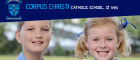 Corpus Christi Catholic Primary - St Ives NSW School