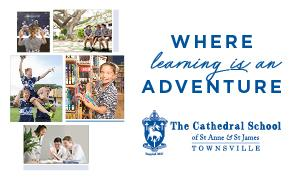 The Cathedral School of St Anne and St James - Townsville QLD