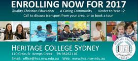 Christadelphian Heritage College Sydney - Kemps Creek NSW