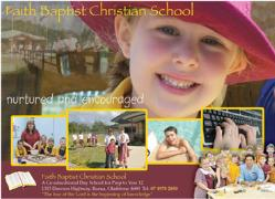 Faith Baptist Christian School, Gladstone QLD