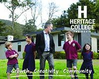HERITAGE COLLEGE - THE BASIN