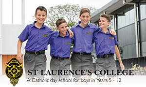 St Laurence's College, South Brisbane QLD