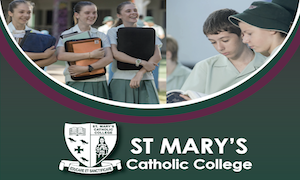 ST MARY'S CATHOLIC COLLEGE, WOREE QLD