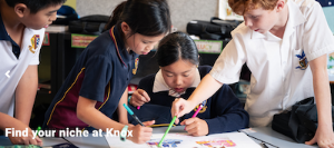 THE KNOX SCHOOL Wantirna South VIC