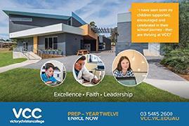 Victory Christian College - Bendigo VIC