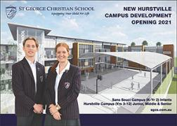 St George Christian School, Hurstville NSW