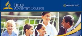 Hills Adventist College, NSW