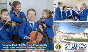 St Luke's Grammar School, Dee Why NSW