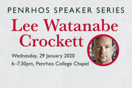 Who is Lee Watanabe Crockett and why should I want to hear from him?