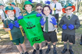 St Patrick's College Open Day
