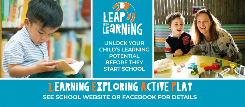 Leap Into Learning Kindy 2021 Playgroupd