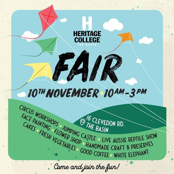 Heritage college the basin fair 2018.jpg