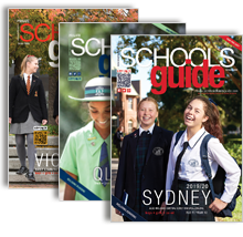 Private Schools Guide magazines
