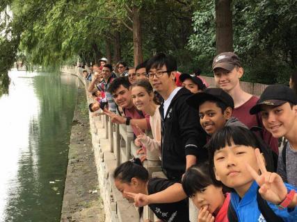ACC tours China