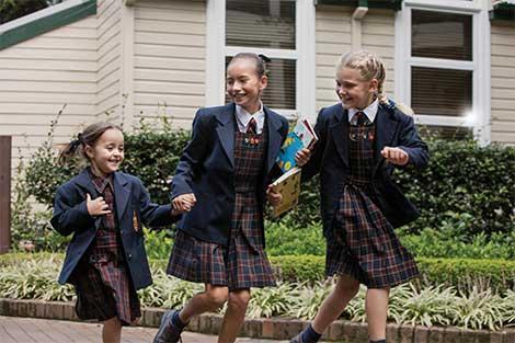 St Catherine's school students