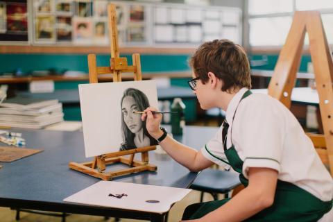 A wonderful Visual Arts program