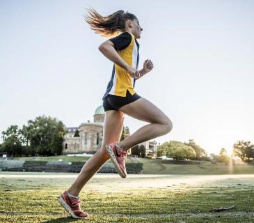 Inspiring girls to have grit