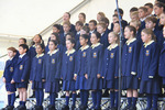 Choral music at our Open Day
