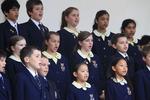 John Colet Choir at Open Day