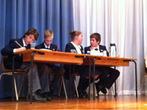Debating at John Colet School