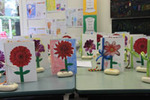 Lower First (kindy) crafts