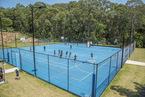 Outdoor multi-purpose courts