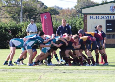 Boys' Rugby