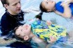 Swimming Lessons in Ruyton's Aquatic Centre