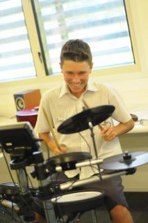 St Brigids - Lake Munmorah - Students - Music - Arts - Drums.jpg