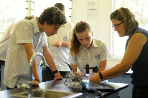 St Brigids - Lake Munmorah - Students - Science - Learning Environment.jpg