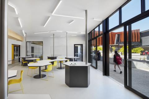St John's Campus Science Labs