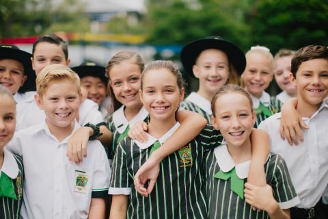 Year 5 students