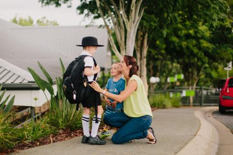 Trinity is a community based, close knit college. We value the strong relationships we have with all our families.