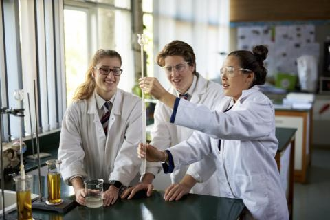 Nunawading Secondary Science Class