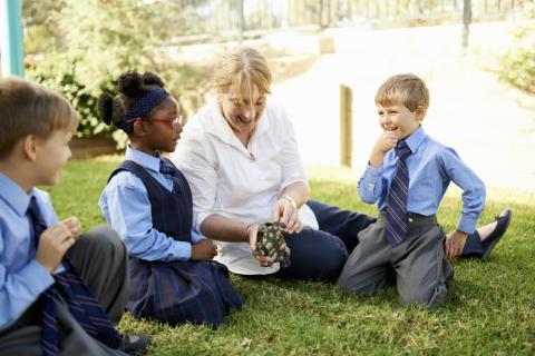 Nunawading Primary School Learning