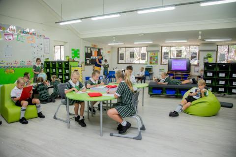 Year 2 Agile Classrooms