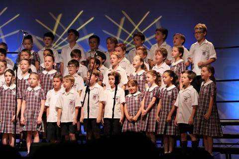 Junior Student Choir