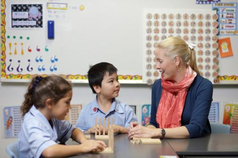 Highly experienced teachers
