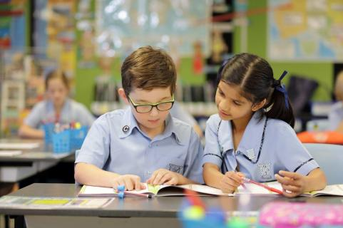 Co-educational from Kindy to Year 6