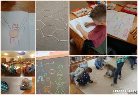 Year 1 - Shapes Lesson