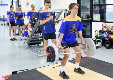 Elite Sport Program from Year 9