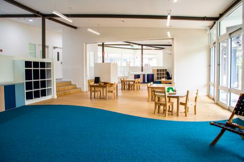 Inside our new Early Learning Centre